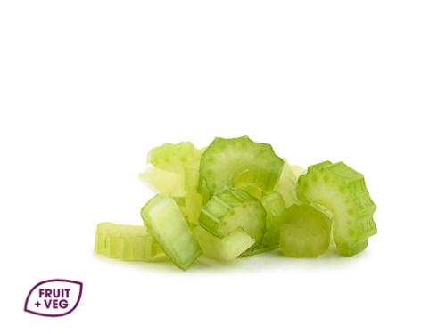 Prepared Celery Sliced