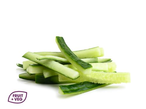 Prepared Cucumber Baton