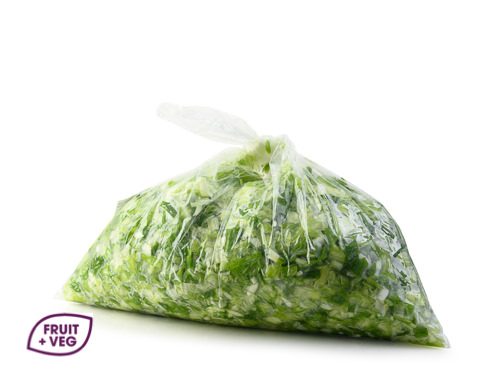 Prepared Diced Spring Onion