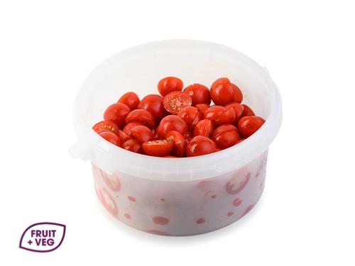 Prepared Cherry Tomatoes Halves