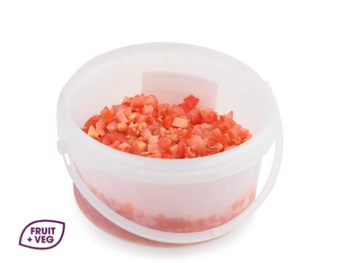 Prepared Tomato Concasse