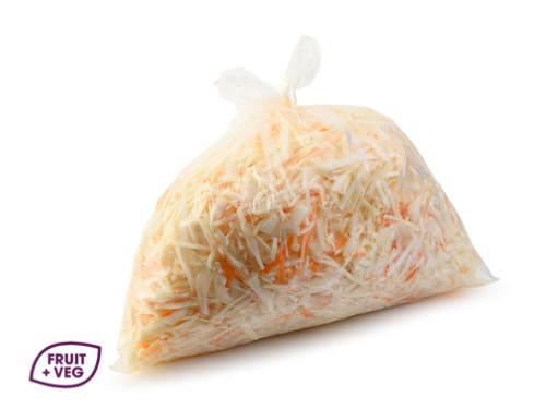 Prepared Coleslaw Mix (No Onion)