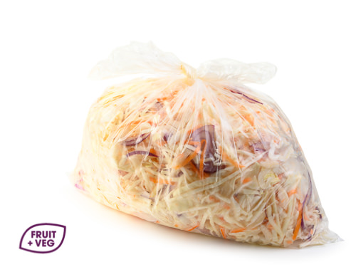 Prepared Coleslaw Mix (Red Onion)