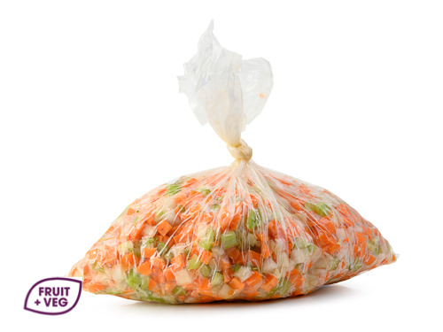 Prepared Diced Onion Celery Carrot
