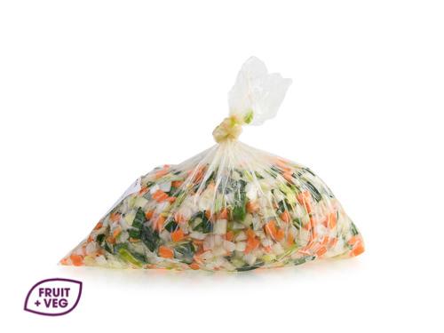 Prepared Mirepoix Mix (No Celery)