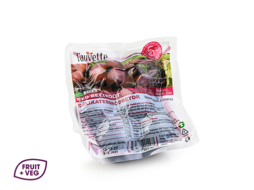 Pre Packed Cooked Beetroot