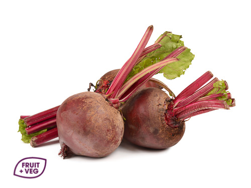 Raw Beetroot Bunch