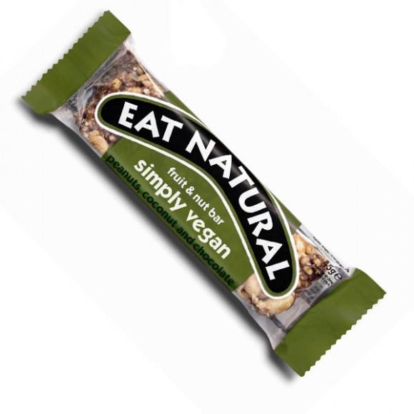 Eat Natural Simply Vegan Bar