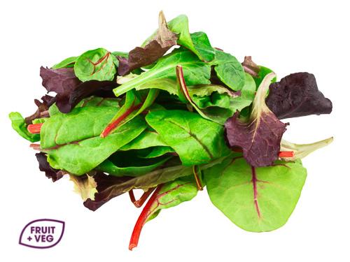 Baby & Mix Leaf Salad