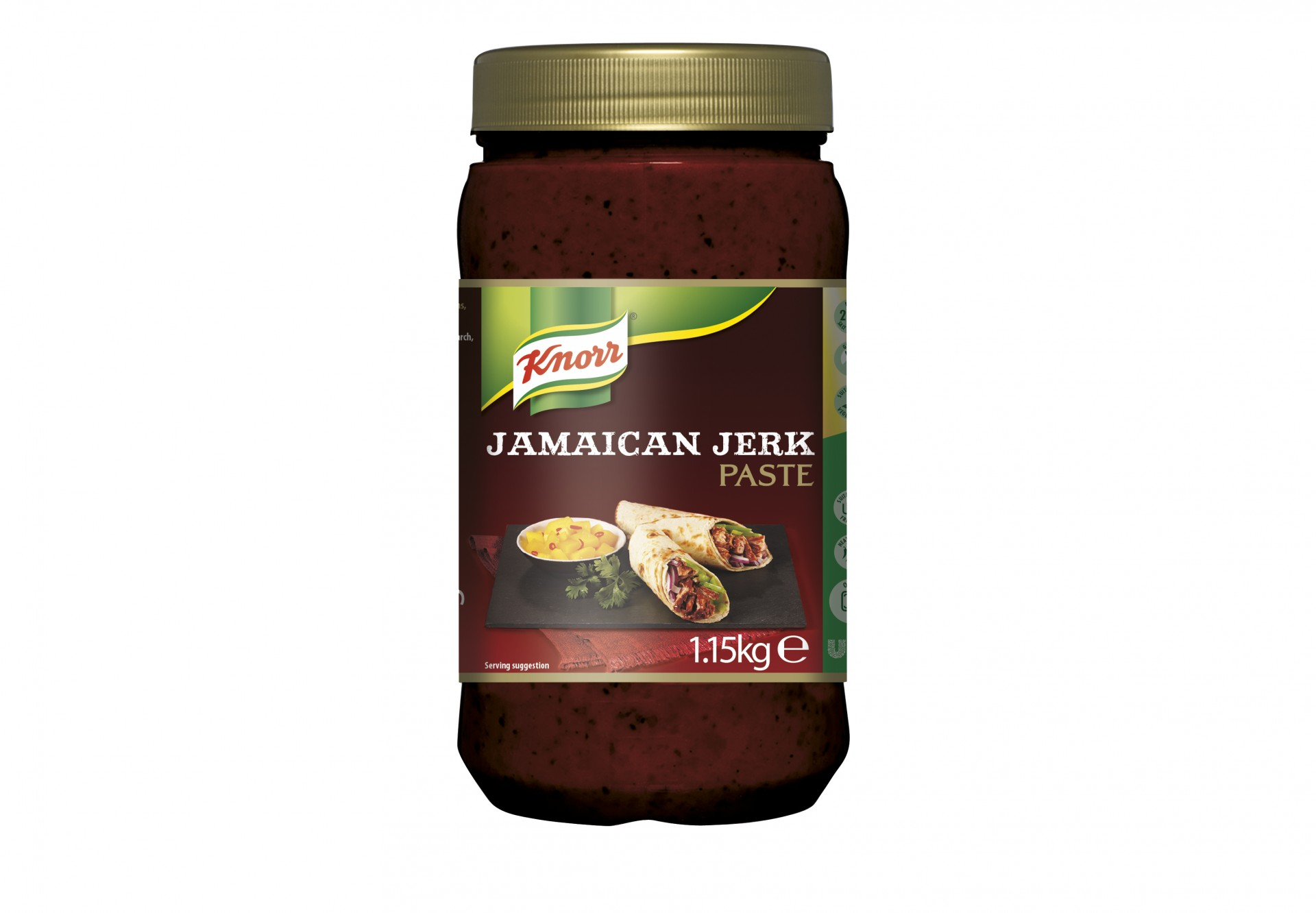 Jamaican Jerk Paste
