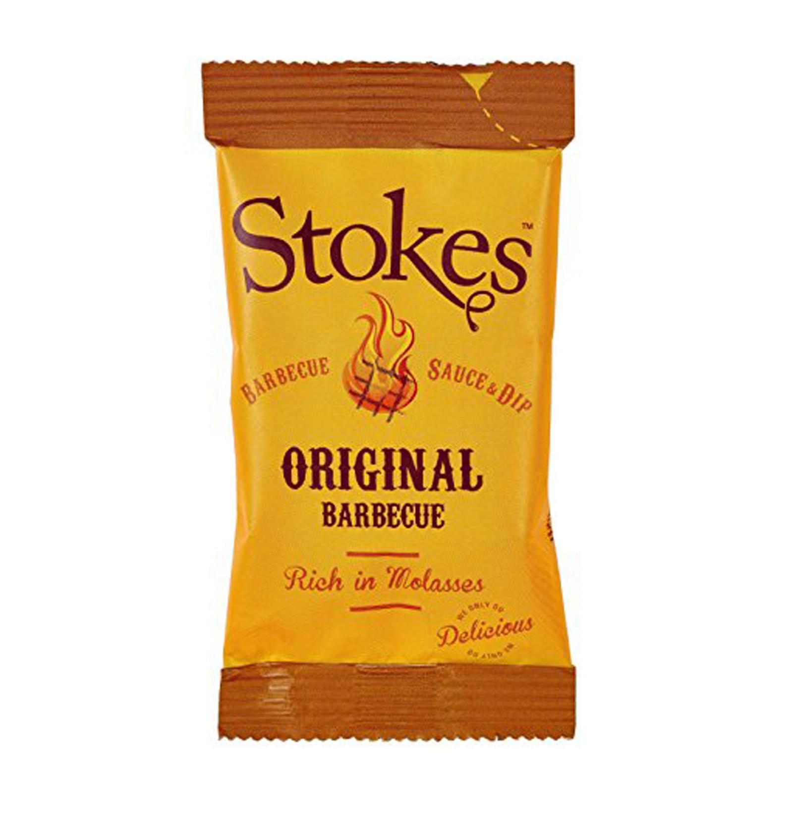 STOKES Original BBQ Sauce (Sachets)
