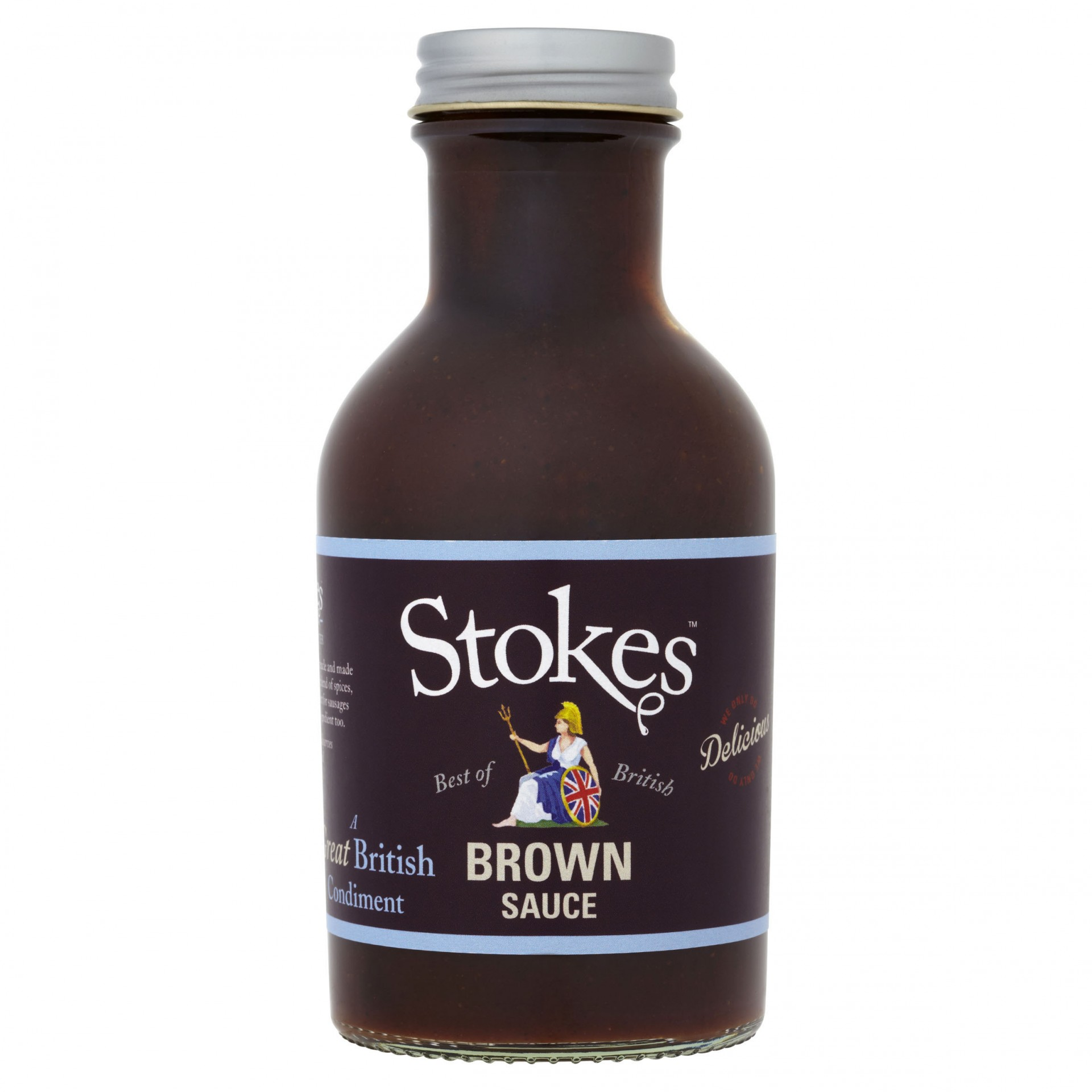 STOKES Brown Sauce (Glass)