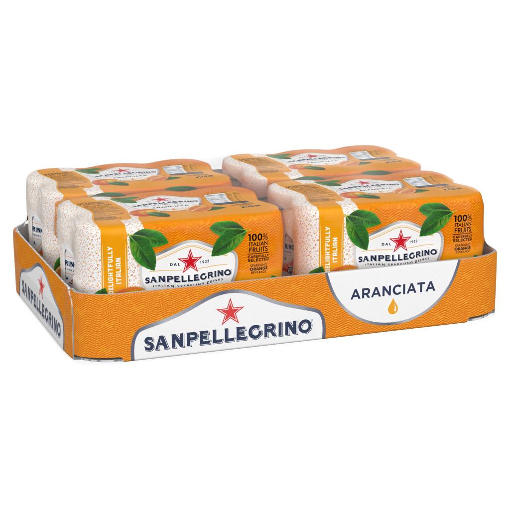 San Pellegrino Orange