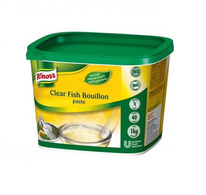 Knorr Clear Fish Paste Bouillon