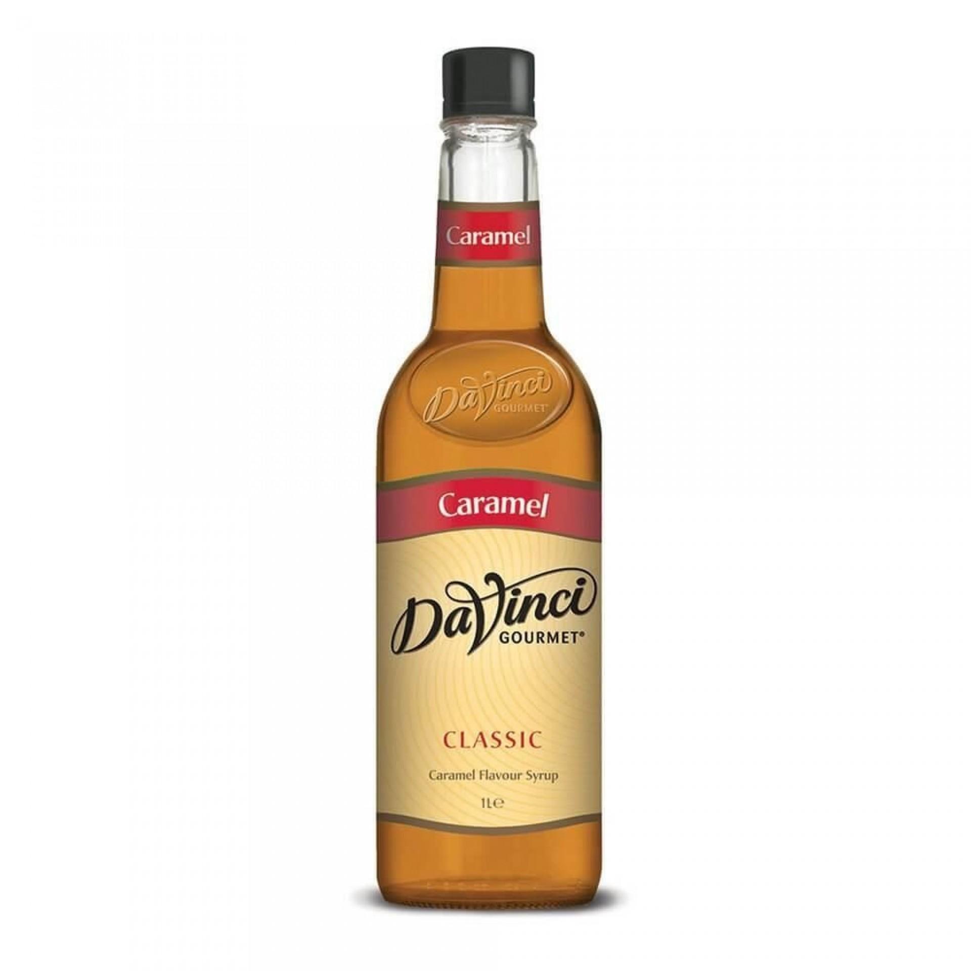 Da Vinci Caramel Syrup