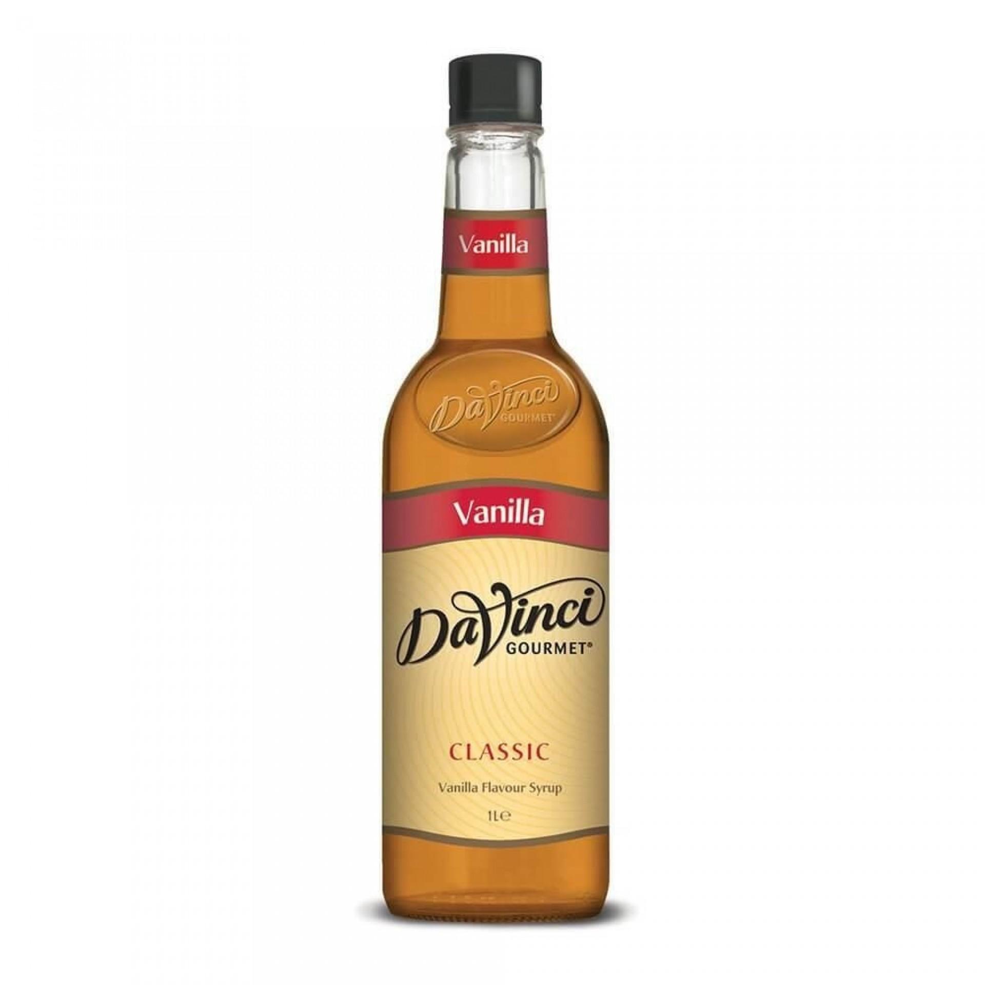 Da Vinci Vanilla Syrup