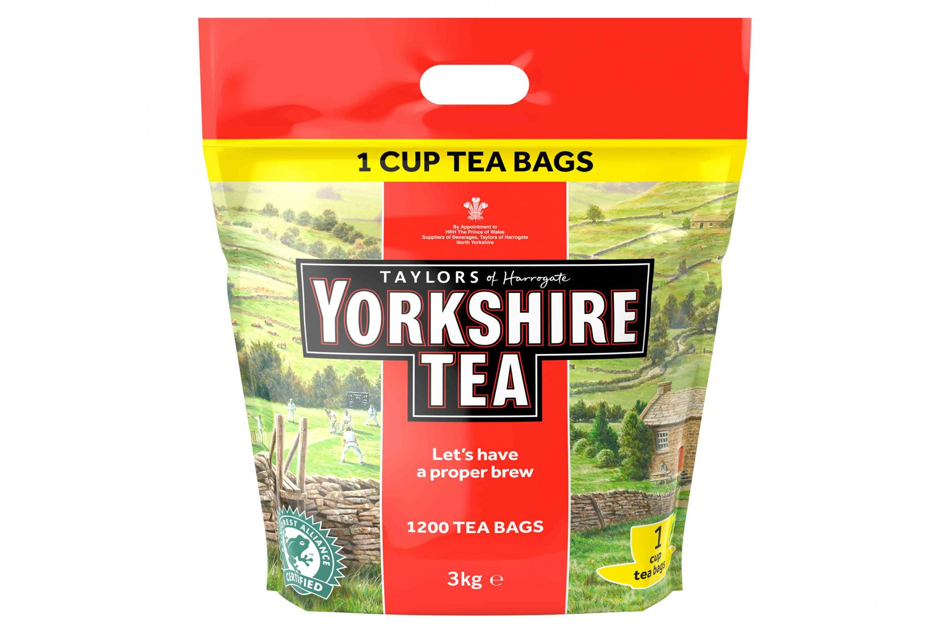 Yorkshire Tea One Cup Tea Bags