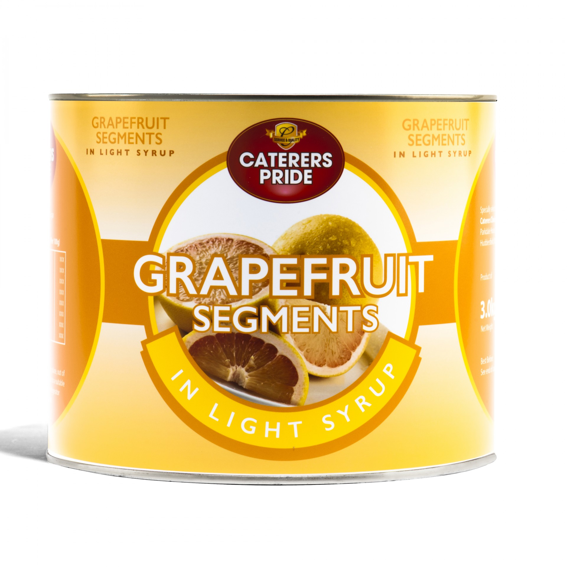 Grapefruit Segments in Syrup