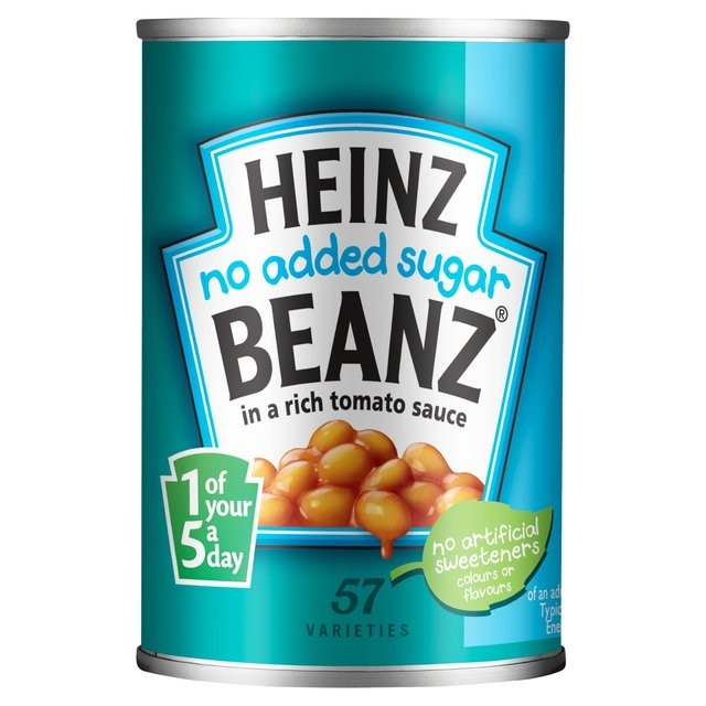 Heinz Baked Beans - No Added Sugar