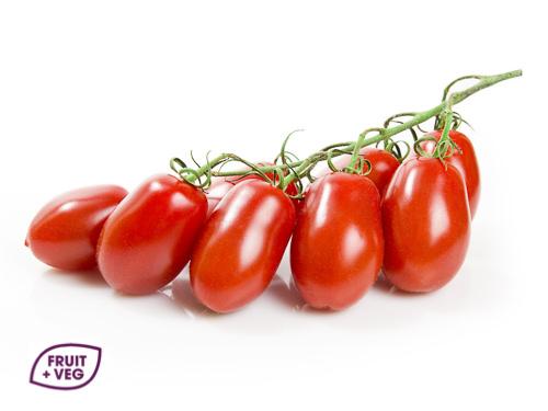Cherry Vine Plum Tomatoes