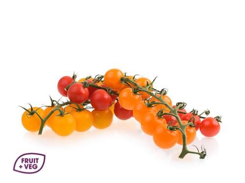 Mixed Cherry Vine Tomatoes