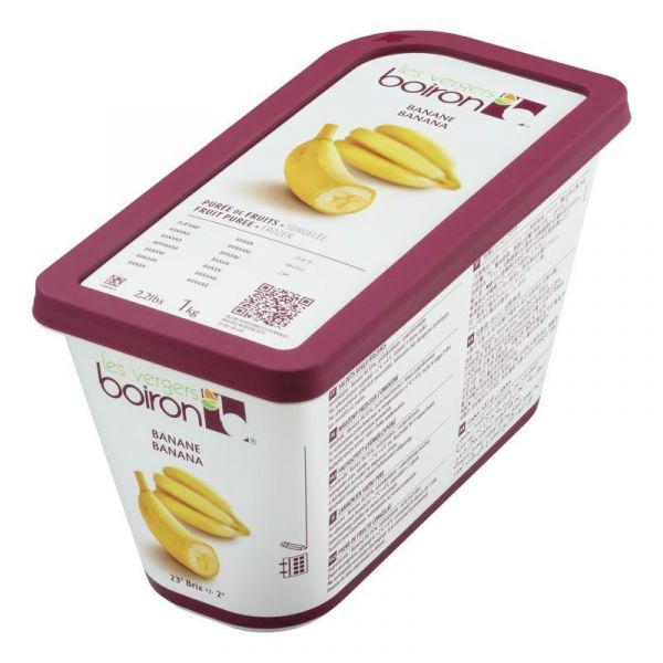 Frozen Banana Puree