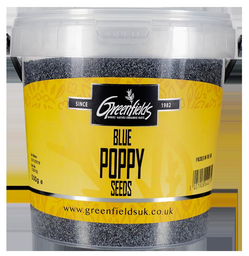 Blue Poppy Seeds