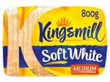 Kingsmill Medium White