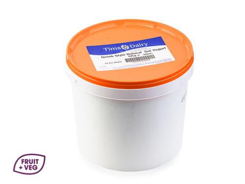 Greek Style Yoghurt 5kg