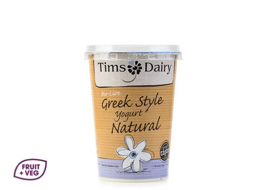 Greek Style Yoghurt 500g